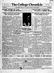 The Chronicle [January 13, 1928]