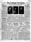 The Chronicle [March 16,1928]