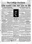 The Chronicle [March 30, 1928]
