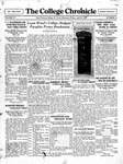 The Chronicle [April 20, 1928]