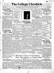 The Chronicle [May 18, 1928]
