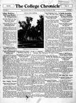 The Chronicle [September 21, 1928]