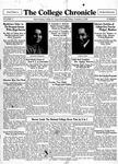 The Chronicle [November 2, 1928]