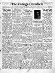 The Chronicle [November 23, 1928]