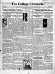 The Chronicle [December 14, 1928]