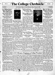 The Chronicle [February 15, 1929]
