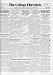 The Chronicle [April 12, 1929]