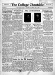 The Chronicle [May 10, 1929 ]