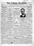 The Chronicle [May 24, 1929]