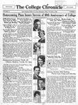 The Chronicle [November 1, 1929]