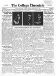 The Chronicle [January 17, 1930]