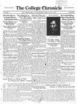 The Chronicle [January 30, 1930]
