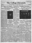 The Chronicle [May 2, 1930]