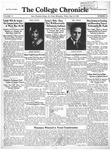 The Chronicle [May 16, 1930]