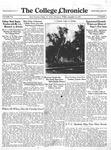 The Chronicle [September 12, 1930]