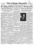 The Chronicle [September 26, 1930]