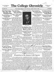 The Chronicle [October 17, 1930]