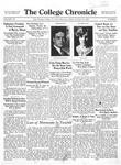 The Chronicle [November 21, 1930]