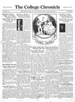 The Chronicle [December 19, 1930]