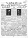 The Chronicle [January 16, 1931]