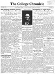 The Chronicle [March 13, 1931]