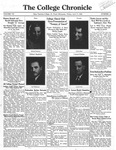 The Chronicle [April 17, 1931]