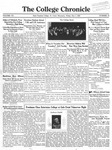 The Chronicle [May 1, 1931]