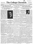 The Chronicle [May 29, 1931]
