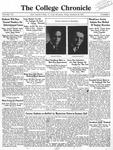 The Chronicle [September 25, 1931]
