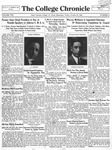 The Chronicle [October 23, 1931]