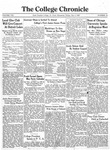The Chronicle [May 6, 1932]