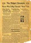 The Chronicle [May 10, 1932]