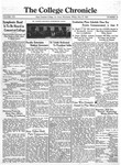 The Chronicle [May 27, 1932]