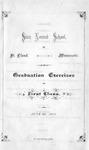 Commencement Program [Spring 1871]