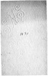 Commencement Program [Spring 1891]