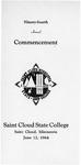 Commencement Program [Spring 1964]