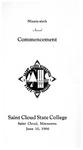 Commencement Program [Spring 1966]