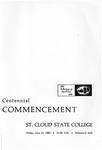 Commencement Program [Spring 1969]