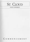 Commencement Program [Fall 1991]
