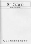 Commencement Program [Spring 1992]