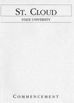 Commencement Program [Winter 1995]