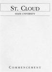 Commencement Program [Fall 1995]