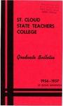 Graduate Course Catalog [1956/57]