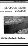 Graduate Course Catalog [1958/60]