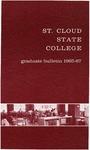 Graduate Course Catalog [1965/67]