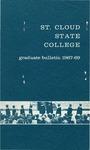 Graduate Course Catalog [1967/69] by St. Cloud State University