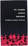 Graduate Course Catalog [1969/70] by St. Cloud State University