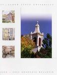 Graduate Course Catalog [2000/02] by St. Cloud State University