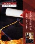 Graduate Course Catalog [2002/05] by St. Cloud State University