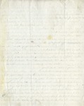 Letter, William A. Corbett to Joseph P. Wilson [July 18, 1864] by William A. Corbett